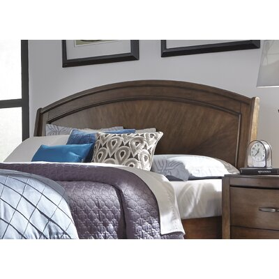 Aranson Upholstered Panel Headboard Size: King
