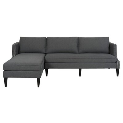 Darby Home Co DRBC3141 31606122 Arbus Reversible Chaise Sectional Upholstery
