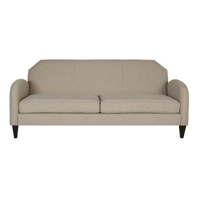 Ella Unique Curved-Arm Sofa