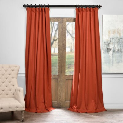 Arch Hill Blackout Thermal Single Curtain Panel