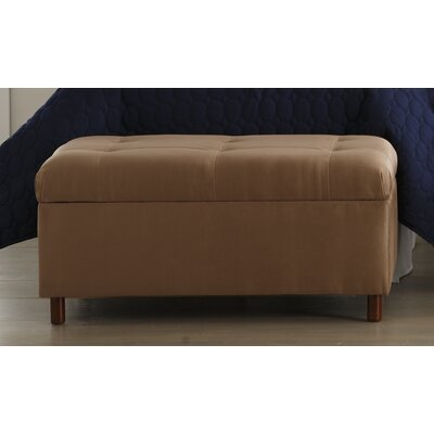 Storage Ottoman Color: Khaki
