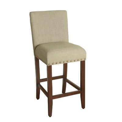 Arlene 29 Bar Stool Upholstery: Sand
