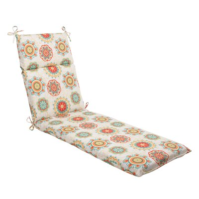 Joliet Outdoor Chaise Lounge Cushion