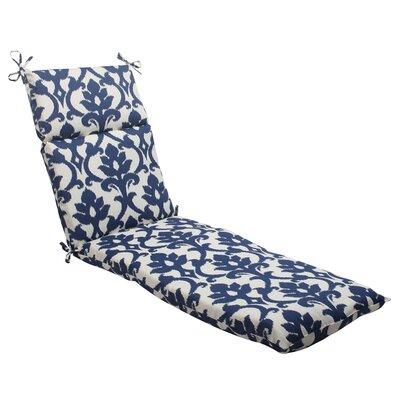 Edmond Outdoor Chaise Lounge Cushion