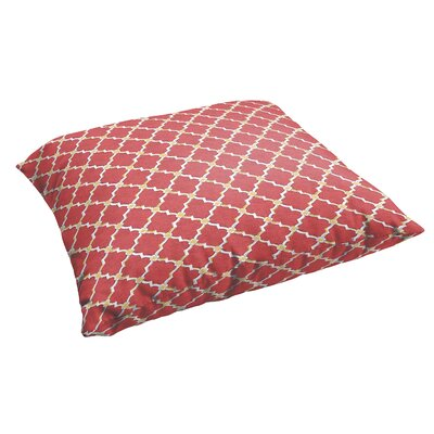Lakeshore Corded Indoor/Outdoor Floor Pillow