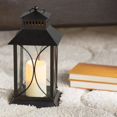 Chiaramonte Outdoor Hanging Lantern Finish: Oil Rubbed Bronze