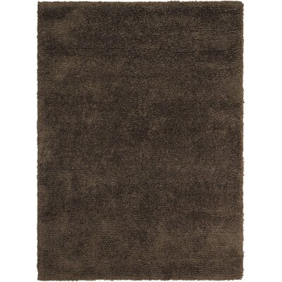 Atkins Hand-Tufted Charcoal Area Rug
