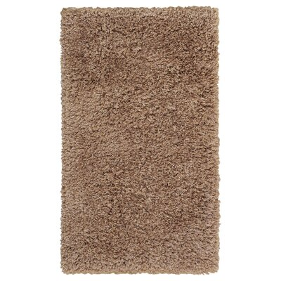 Atkins Hand-Tufted Khaki Area Rug
