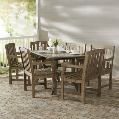 Densmore 7 Piece Dining Set