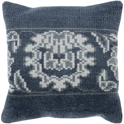 Marlana 100% Wool Throw Pillow Cover Size: 22 H x 22 W x 0.25 D