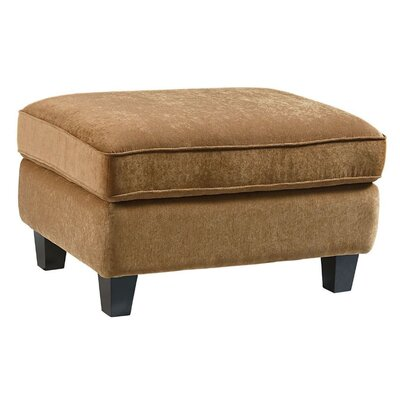 Andrews Fabric Storage Ottoman
