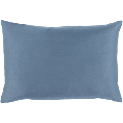 Jewett Lumbar Throw Pillow Color: Slate