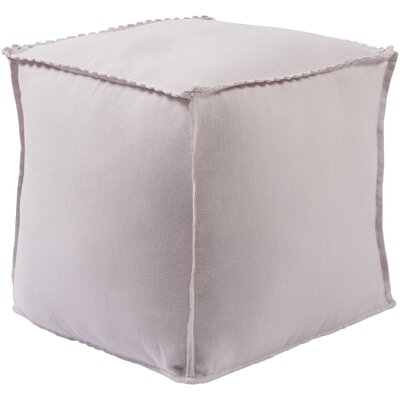 Ipava Pouf Ottoman Upholstery: Pink