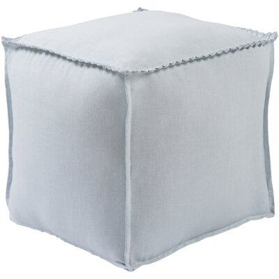 Ipava Pouf Upholstery: Light Gray