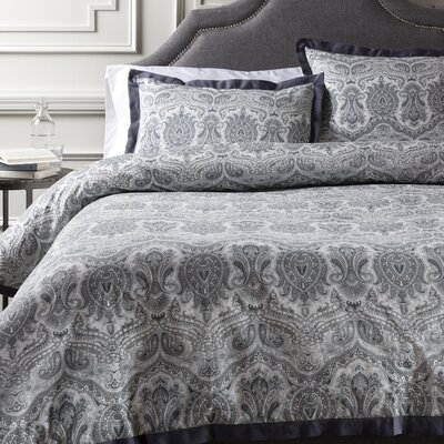 Jewett Duvet Cover Size: King
