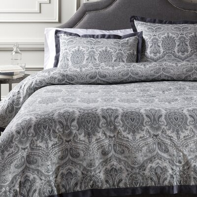 Jewett 3 Piece Duvet Cover Set Size: King