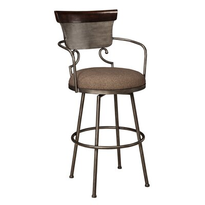 Carbondale 30.25 Swivel Bar Stool