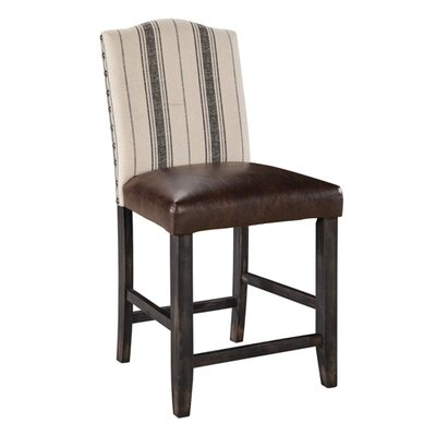 Carbondale Bar Stool (Set of 2) Size: Counter Stool