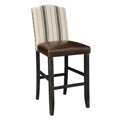 Carbondale Bar Stool (Set of 2) Size: Barstool