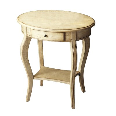 Heisler Oval End Table
