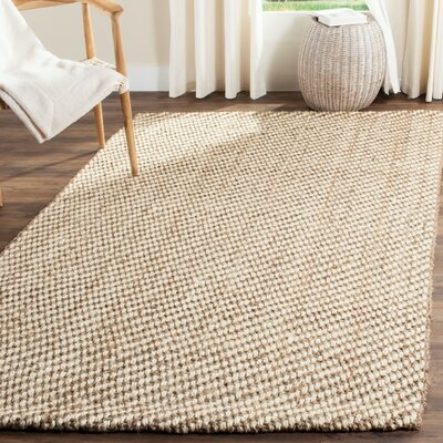 Hand Woven Area Rug Rug Size: Rectangle 8 x 10