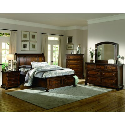 Kirchner Storage Panel Bed Size: Full
