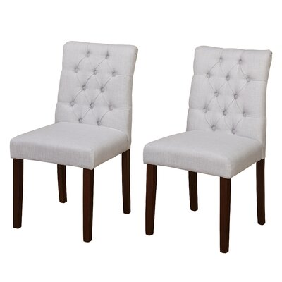 Hamel Side Chair Finish: Gray