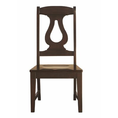 Riegel Bankers Chair Finish: Espresso