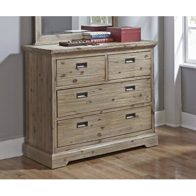 Fort Collins 4 Drawer Dresser