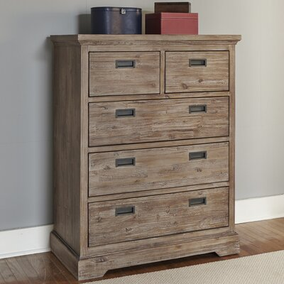 Fort Collins 5 Drawer Dresser