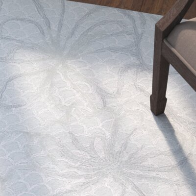 Stalbridge Hand-Tufted Seafoam Area Rug