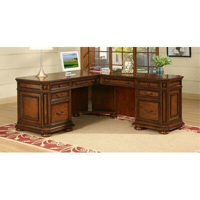 Sidell L Shape Executive Desk Product Picture 6659