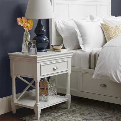 McLelland 1 Drawer Nightstand