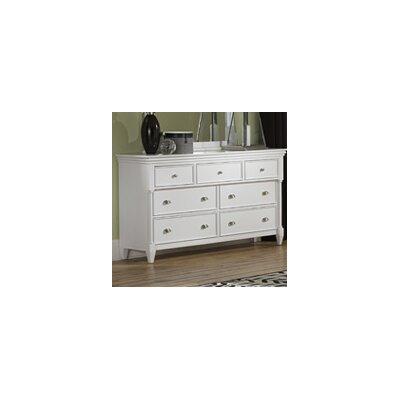 McLelland 7 Drawer Standard Dresser