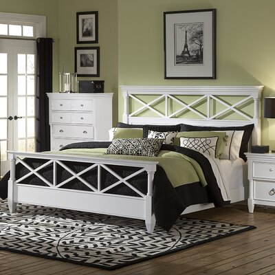 McLelland Panel Bed