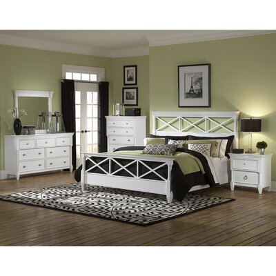 McLelland Panel Configurable Bedroom Set