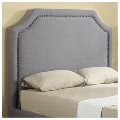 Ripley Upholstered Panel Bed Size: Queen