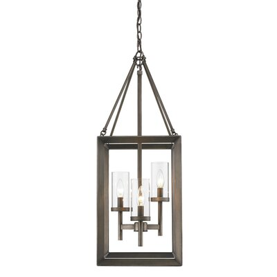 Thorne 3-Light Foyer Pendant