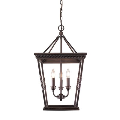 Northfield 3-Light Foyer Pendant
