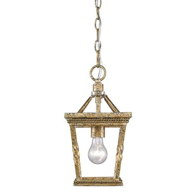 Northfield 1-Light Mini Pendant