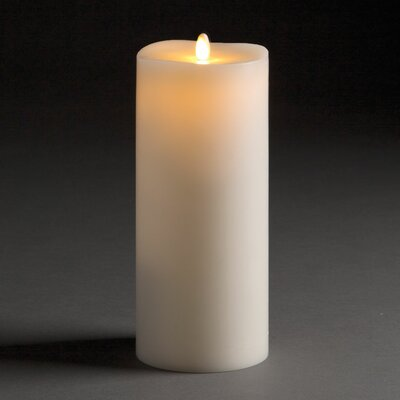 Pillar Candle (Set of 4) Size: 8.5 H x 3.5 W