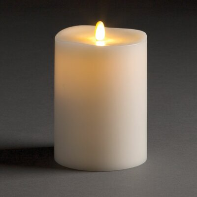 Pillar Candle (Set of 4) Size: 5 H x 3.5 W