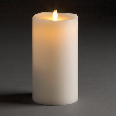 Pillar Candle (Set of 4) Size: 7 H x 3.5 W