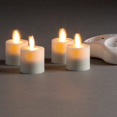 Flameless Votive Candle (Set of 2)