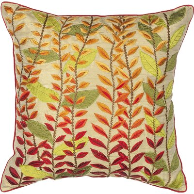 Stanley Autumn Leave Indoor/Outdoor Throw Pillow