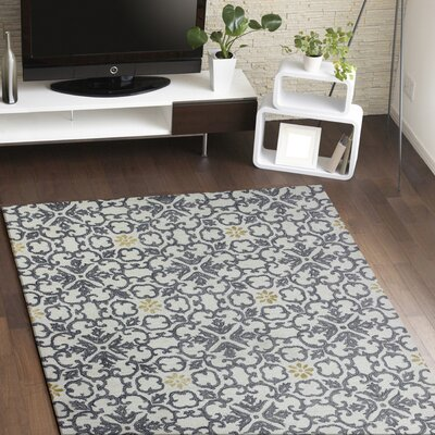 Danforth Hand-Tufted Ivory Area Rug