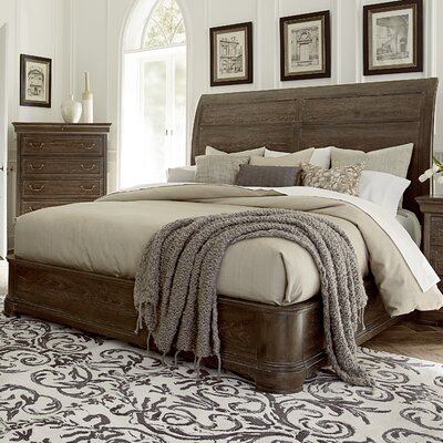 Pond Brook King Panel Bed