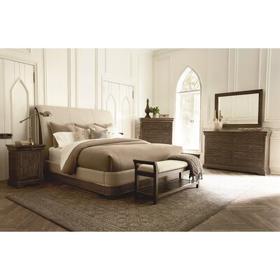 Pond Brook Platform Customizable Bedroom Set