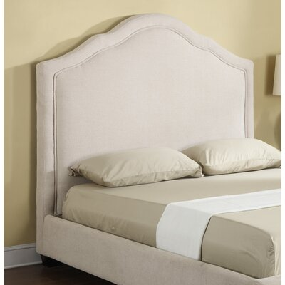 Polen Upholstered Panel Headboard Size: Queen