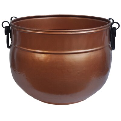 Metal Pot Planter